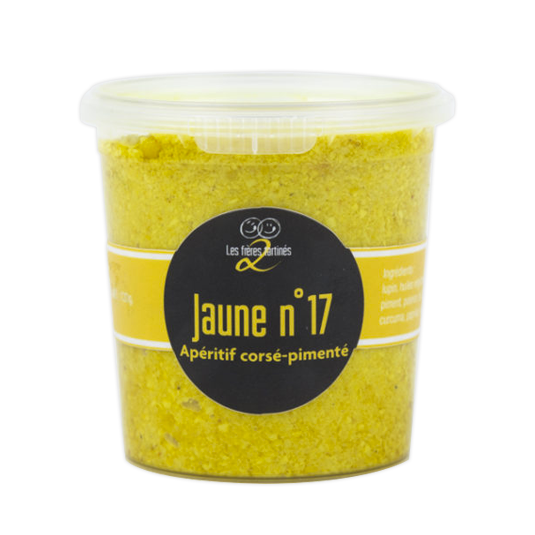 Saveur des indes - jaune n°17