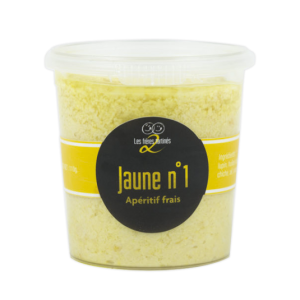 Orange et cumin - jaune n°1